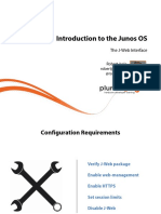 5 Junos Os Intro m5 Jweb Interface Slides
