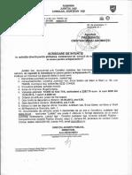 Documentatie Achizitie Publica. Proiecy Ajofm