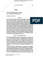Thats Interesting Towards a Phenomenology of Sociology and a Sociology of Phenomenology - Murray.pdf