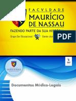 Aula 04 Documentos Medico Legais