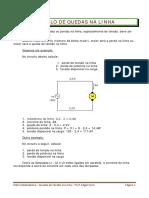 12 - CÁLCULO DE QUEDAS DE TENSÃO NA LINHA.pdf