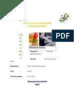 Fermentacion Acetica- Agro 2