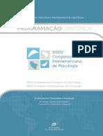 Programação CIP 2013