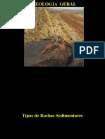 Tipos de Rochas Sedimentares I