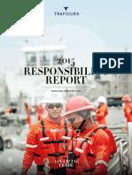 Trafigura 2015 Responsibility Report En