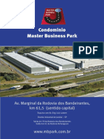 MASTER Business Park Folder