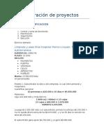 Administración de Proyectos[1]