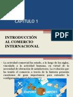 El comercio internacional - teorías