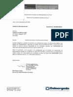 Osinergmin Rechazó Pedido de Información Sobre Puntos de Remediación Del Oleoducto