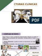 Constitucion Del Sujeto y Estructuras