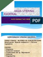 2. Hemorragia Uterina Anormal Ver 2