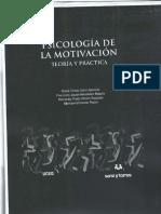 Psicología Motivación