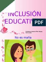 Inclusiomn