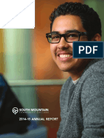 South Mountain Community College Annual Report