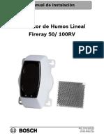 Fireray50100RVL InstallationNote EsES T1358914827