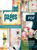 Painted Pages - Fueling Creativity With Sketchbooks
