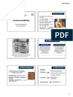 Tema 6 (Antimicrobianos)
