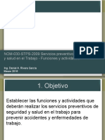 307093092 Presentacion NOM 030 STPS