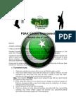 PSAK Cricket Tournament