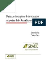 6. Dinamicas Heterogeneas de Las Economias Campesinas