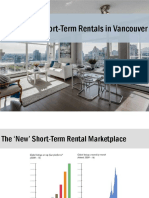 Short-term rentals presentation