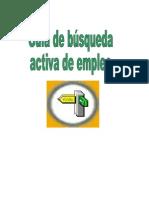 guía de búsqueda de empleo