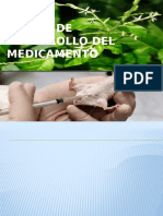 Pp-Desarrollo de Un Farmaco