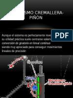 MECANISMO CREMALLERA-PIÑÒN