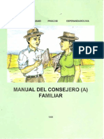Manual del consejero (a) familiar