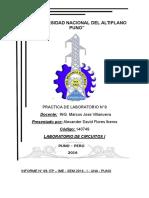 Informe 09 Lab Circuitos I
