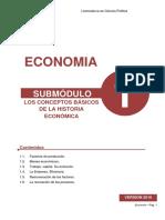 Modulo 1 Economia