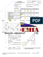 2.Analisis Vectorial