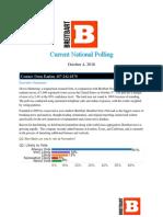 National Poll (October 4, 2016) v3 (1)