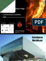 I WINDEC - Proteção Passiva Estrutural e Controle Dos Materiais de Revestimento Em Situação de Incêndio - Rogério Lin e Jeffery Lin
