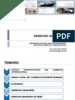 Clase 1 2 Introduccion Derecho Aduanero