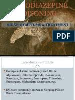 Benzodiazepine Poisoning