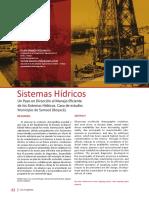 SISTEMAS HIDRICOS