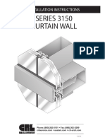 Curtain wall design