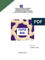 Acitidad 1 y 2 - Tutoria I