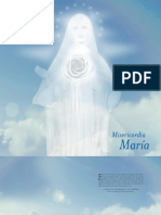 Encarte - CD Misericordia Maria