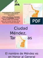 Méndez, Tamaulipas