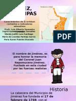 Jiménez, Tamaulipas