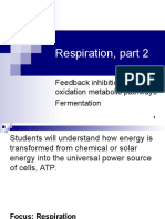 Lecture 25- Respiration Part 2