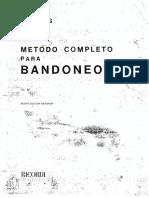 Ambros Metodo Complete Para Bandoneon Full