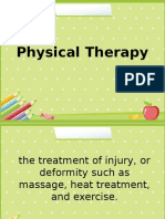 Physical Therapypptjovena