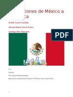 Aportaciones de México a La Qímica