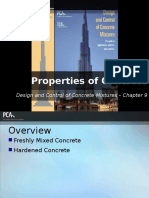 EB001 CH9 - Properties of Concrete