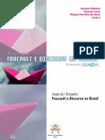Anais Do I Encontro Foucault e Discurso No Brasil Completo