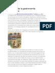 Orígenes de La Gastronomía Venezolana