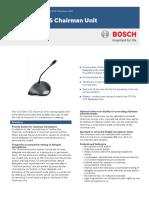 CCS-CMx CCS Chairman Data Sheet EnUS